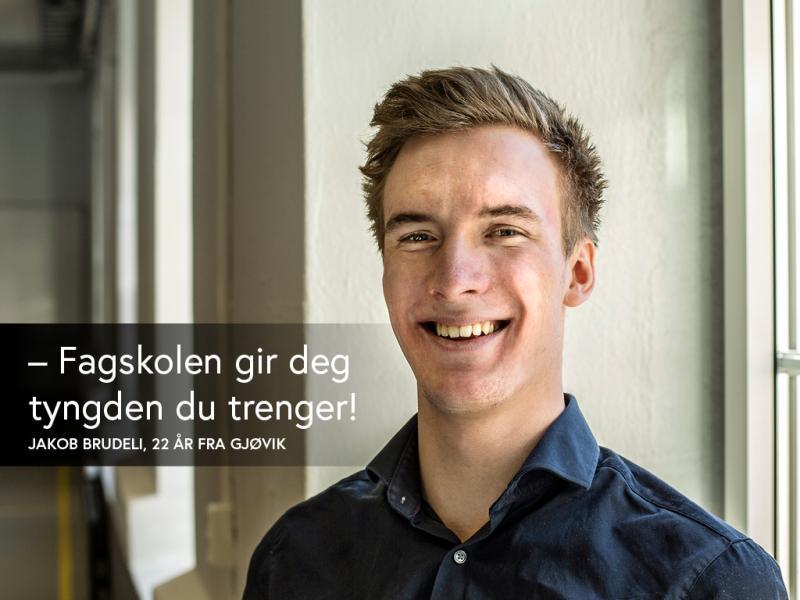 Jakob Brudeli (22)
