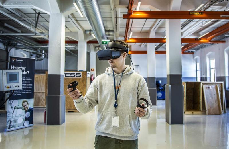 VR-teknologi