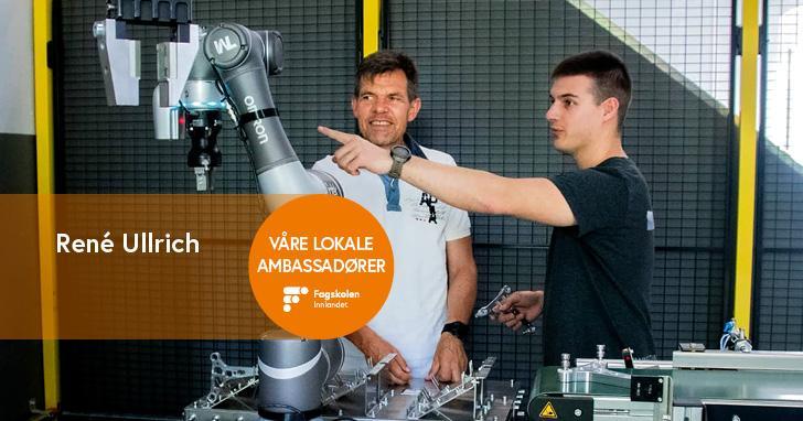 René Ullrich - Automation Engineer – Intek AS