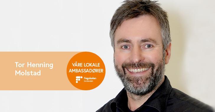 Tor Henning Molstad – Adm. Direktør Molstad Modell & Form AS